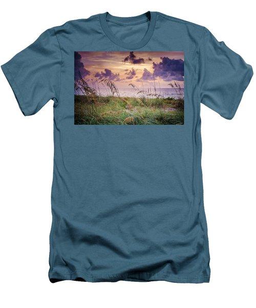 Easter Sunrise  Men's T-Shirt (Athletic Fit)