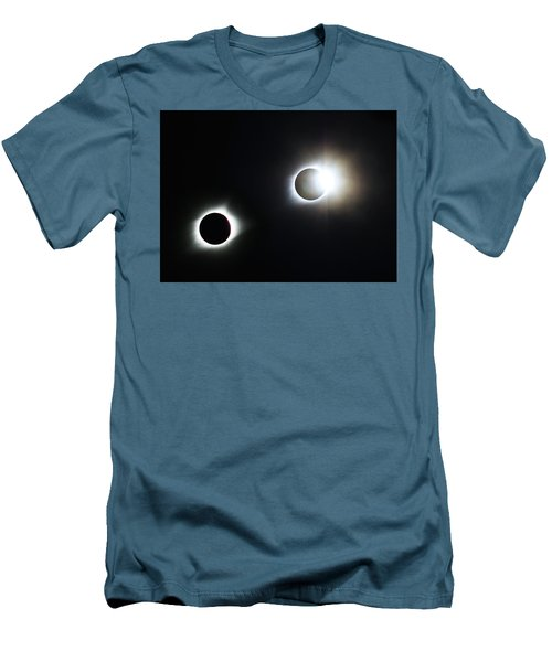 Totality Awesome Men's T-Shirt (Athletic Fit)