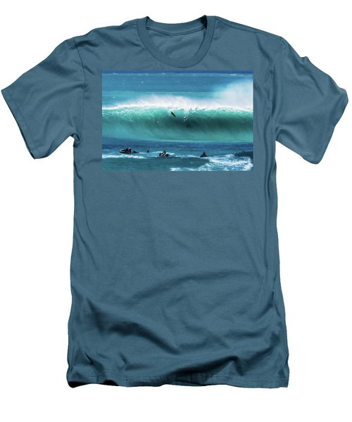 Eddie Aikau Men's T-Shirt (Athletic Fit)