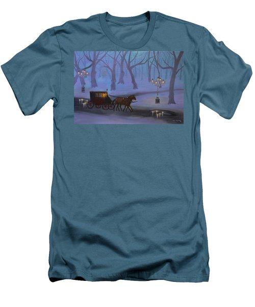 Eerie Evening Men's T-Shirt (Athletic Fit)