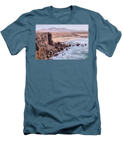 El Cotillo - Fuerteventura Men's T-Shirt (Slim Fit) by Joana Kruse