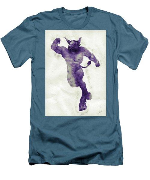 El Torito Guapo Men's T-Shirt (Slim Fit) by Joaquin Abella