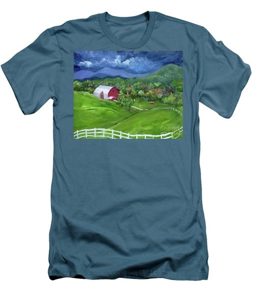 Elaida Home Men's T-Shirt (Athletic Fit)