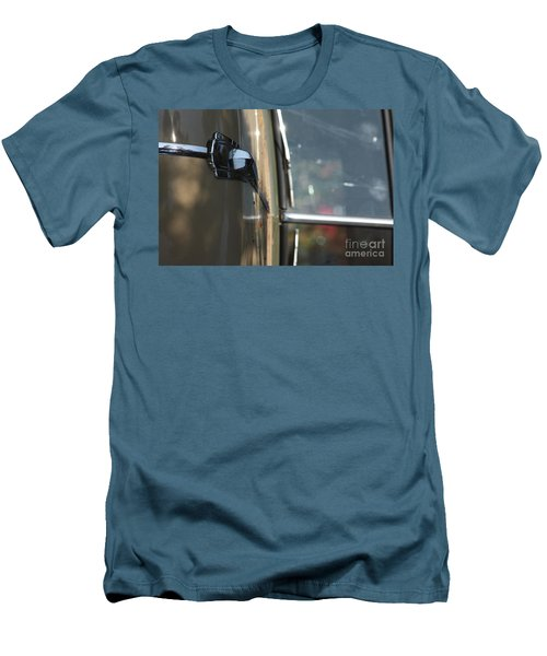 Men's T-Shirt (Slim Fit) featuring the photograph Elder Auto by Brian Boyle