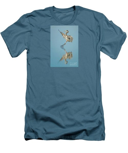 Elegance Men's T-Shirt (Slim Fit) by Alice Cahill
