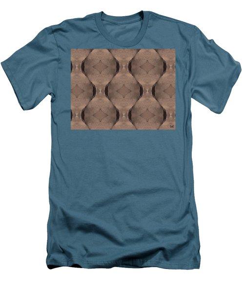 Elephant Skin Men's T-Shirt (Slim Fit) by Maria Watt