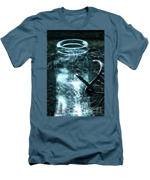 Men's T-Shirt (Athletic Fit) featuring the photograph Elixar by Stephen Mitchell