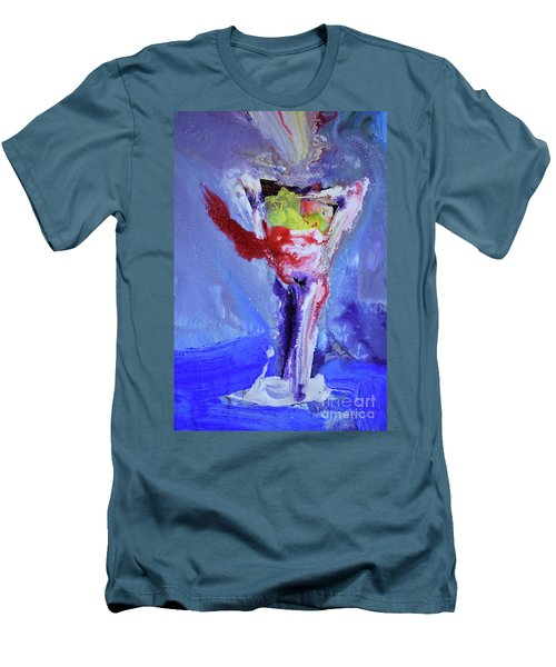 Elixir Of Life II Men's T-Shirt (Slim Fit) by Amara Dacer