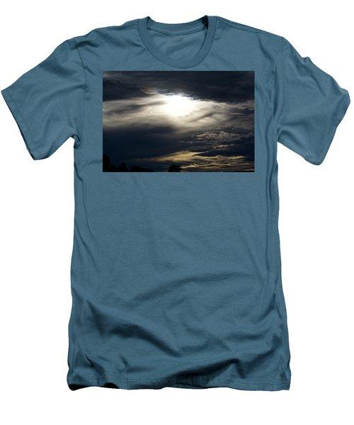 Evening Eye Men's T-Shirt (Athletic Fit)