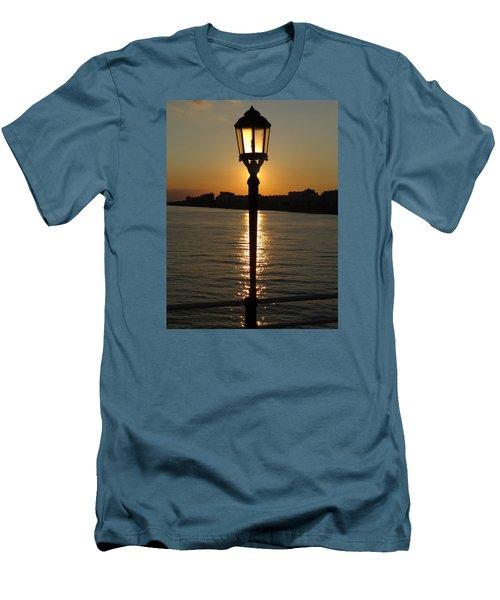Evening Light Men's T-Shirt (Slim Fit) by John Topman