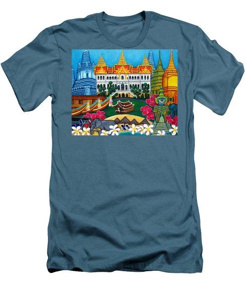 Exotic Bangkok Men's T-Shirt (Athletic Fit)