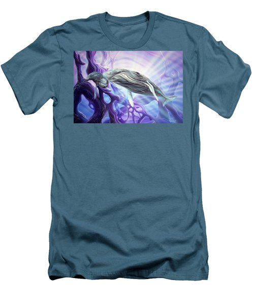 Expanse Men's T-Shirt (Slim Fit) by William Love