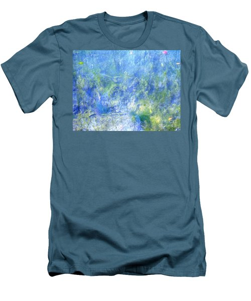 Fairy Ring Beneath The Surface Men's T-Shirt (Slim Fit) by Melissa Stoudt