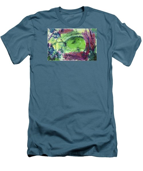 Fairy Ring, Lasso Forest Men's T-Shirt (Athletic Fit)
