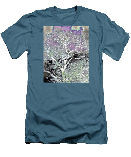 Family Tree Men's T-Shirt (Slim Fit) by Jesse Ciazza