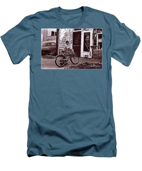 Fast Food 1963 Men's T-Shirt (Athletic Fit)