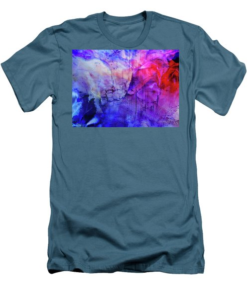 Faux Chasm Men's T-Shirt (Athletic Fit)