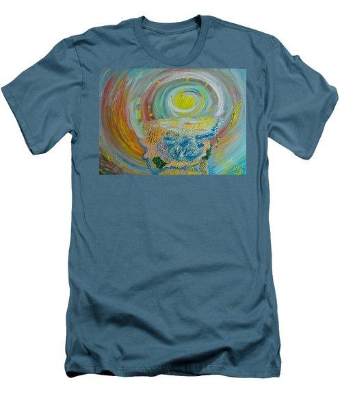 Fictional Universe Men's T-Shirt (Athletic Fit)