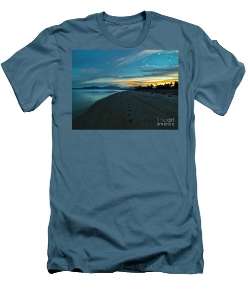 Fiji Dawn Men's T-Shirt (Athletic Fit)