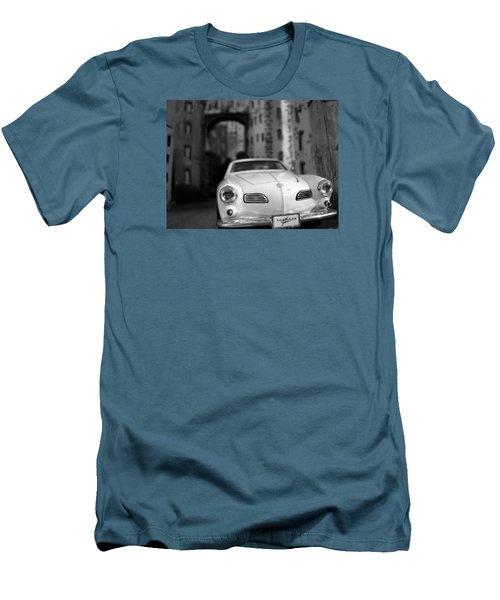 Film Noir Men's T-Shirt (Slim Fit) by Salman Ravish