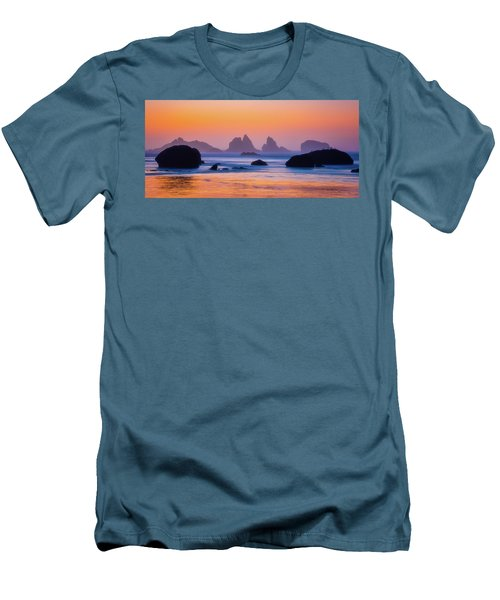 Men's T-Shirt (Slim Fit) featuring the photograph Final Moments by Darren White