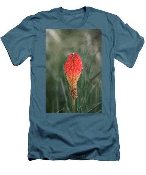 Men's T-Shirt (Athletic Fit) featuring the photograph Firecracker by David Chandler