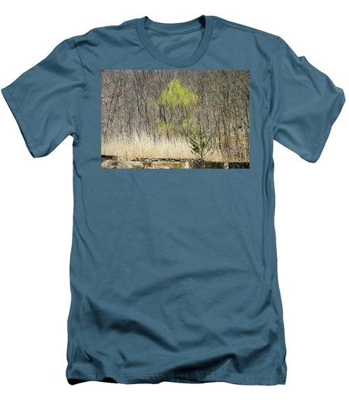 First Color - Men's T-Shirt (Athletic Fit)