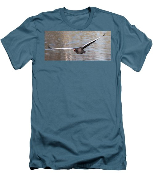 Flight Men's T-Shirt (Slim Fit) by Sergey Simanovsky
