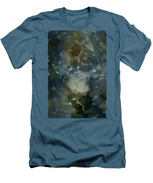 Floating Colors Men's T-Shirt (Athletic Fit)