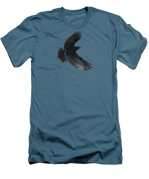 Flying Crow Men's T-Shirt (Athletic Fit)