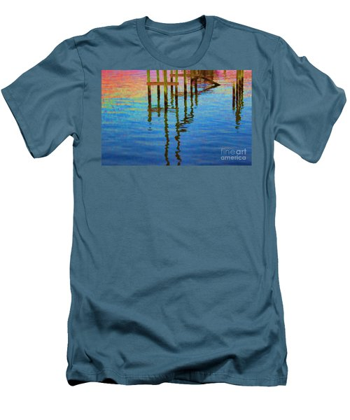 Focus On The Water Men's T-Shirt (Athletic Fit)