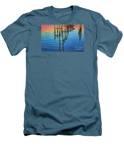 Focus Men's T-Shirt (Slim Fit) by Roberta Byram