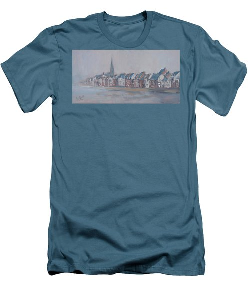 Foggy Wyck Men's T-Shirt (Athletic Fit)