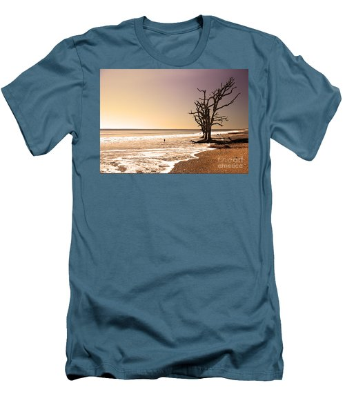 Men's T-Shirt (Slim Fit) featuring the photograph For Just One Day by Dana DiPasquale