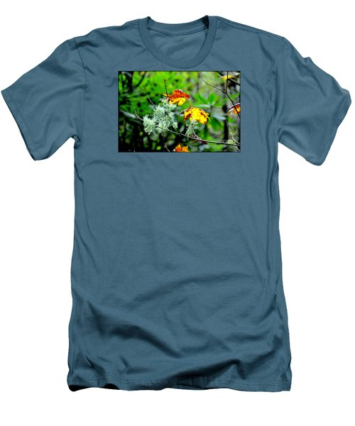 Forest Little Wonders Men's T-Shirt (Athletic Fit)