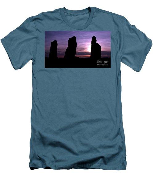 Four Stones Folly Clent Hills Men's T-Shirt (Slim Fit)