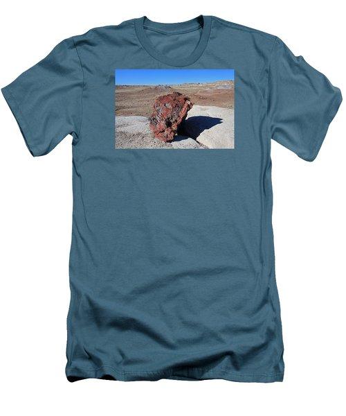 Men's T-Shirt (Slim Fit) featuring the photograph Fragile Survivor by Gary Kaylor