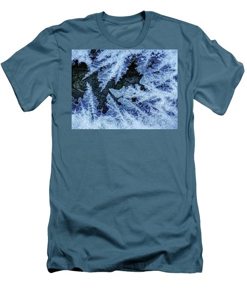 Freezing Over Men's T-Shirt (Athletic Fit)