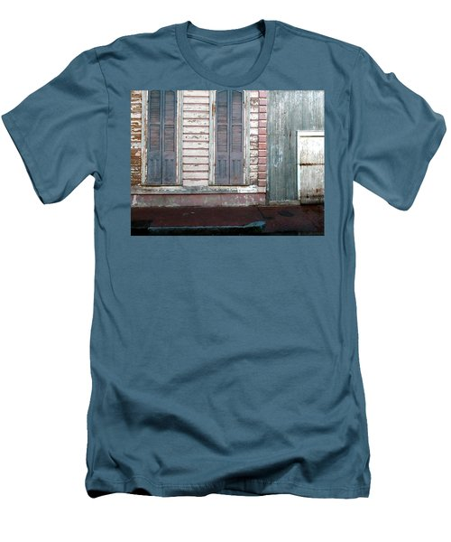 French Quarter Men's T-Shirt (Slim Fit) by Steve Archbold
