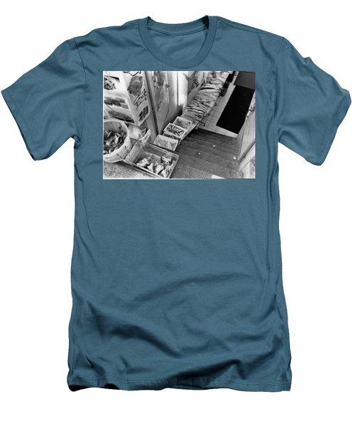 Fresh Fish  Men's T-Shirt (Athletic Fit)
