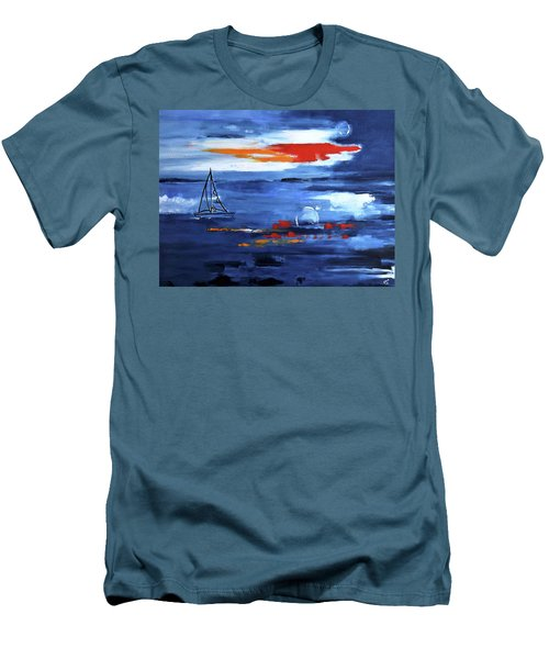 From Cleveland Point Men's T-Shirt (Athletic Fit)