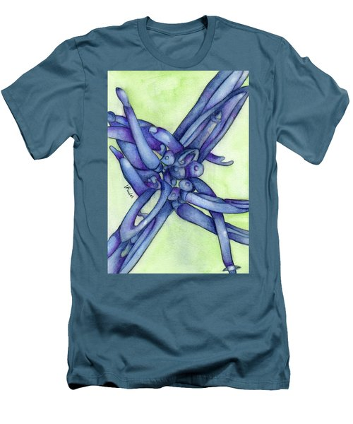 From My Garden1 Men's T-Shirt (Slim Fit) by Versel Reid