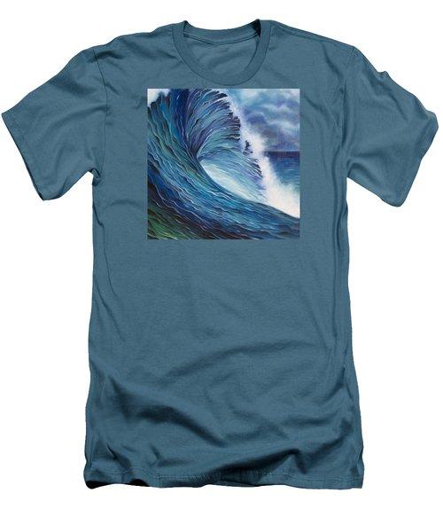Front Door Men's T-Shirt (Slim Fit) by William Love