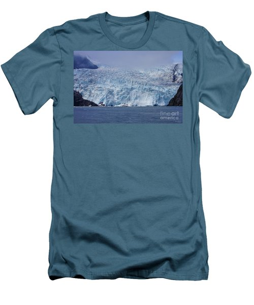 Frozen Beauty Men's T-Shirt (Athletic Fit)