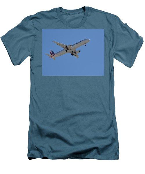 Frozen In Space Men's T-Shirt (Athletic Fit)