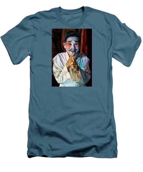 Fun At The Opera Men's T-Shirt (Slim Fit) by Ian Gledhill