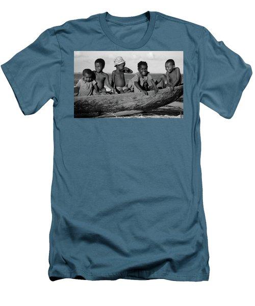 Future Sailors Men's T-Shirt (Athletic Fit)