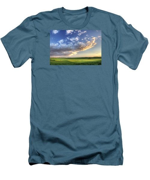Genesee Country Men's T-Shirt (Athletic Fit)