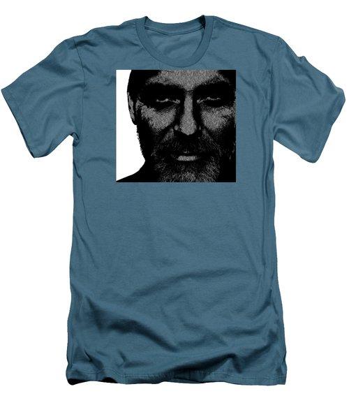 George Clooney 2 Men's T-Shirt (Slim Fit) by Emme Pons