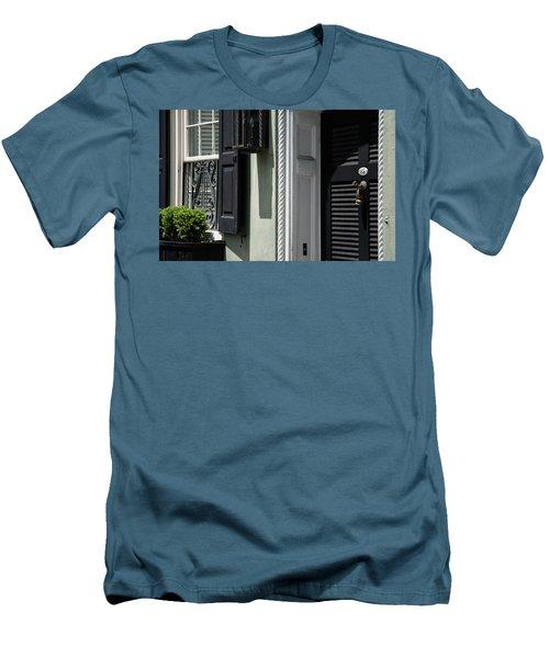 Georgian Gem Men's T-Shirt (Athletic Fit)